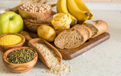 Top alimentos altos en carbohidratos